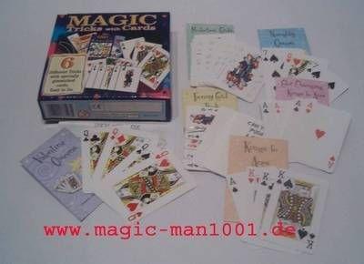 Zauberkasten -  Zauberset