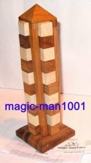 Mittelgrosse Holzpuzzle