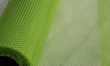 Tüll 35 cm breit - gobmaschig