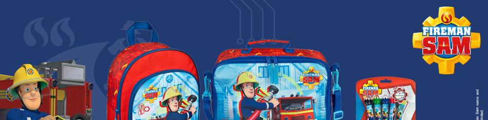 Feuerwehrmann Sam - Artikel für Vorschule und Kindergarten