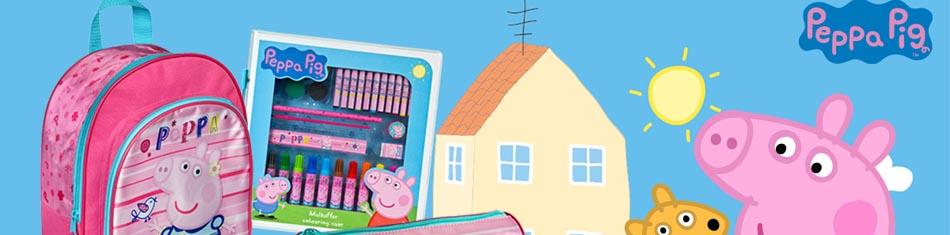 Peppa Pig - Artikel für Vorschule und Kindergarten