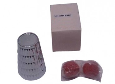 Chop Cup - Bechertrick  - Zaubertrick