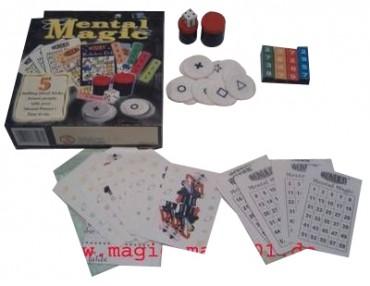 Zauberkasten - 5 Mental Magic Tricks