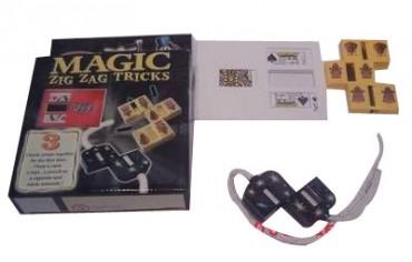 Zig Zag Tricks - Zauberkasten Zaubertricks