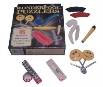 Wunderbare Puzzels - Geduldspiele - Puzzlebox