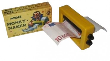 Money Maker  - Geldmaschine - Zaubertrick