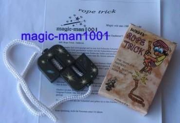 Rope Trick - Seiltrick - Zaubern mit Seilen