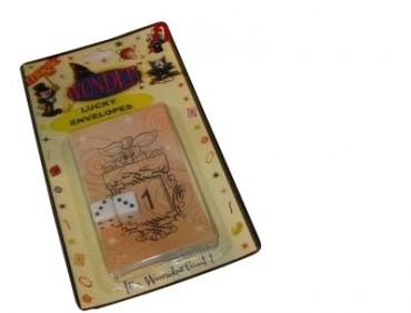 Glückliche Umschläge - Lucky envelopes  - Zaubertricks