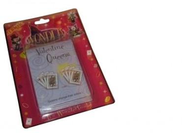 Valentine Damen - Kartentrick mit Damen - Zaubertrick