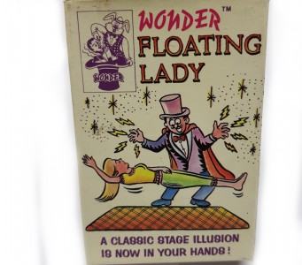 Floating Lady - schwebende Dame - Schwebetrick