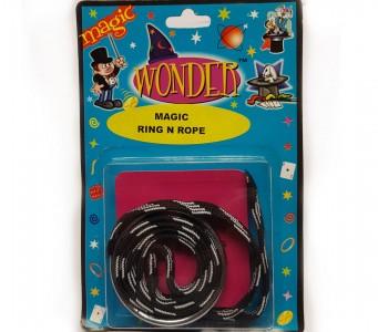 Magic Ring in Rope   -   Magischer Ring in einem Seil - Zaubertrick