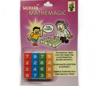 Mathemagic   -   Rechenzauberei - Zaubertricks - Mentaltrick