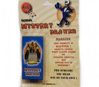 Mystery Drawer - Ungewöhnliche Schublade - Zaubertrick