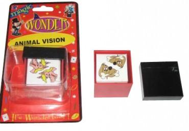 Tier-Vision - Animal Vision - Zauberwürfel