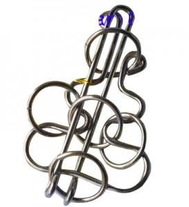 Tannenbaum Puzzle - Weihnachtspuzzle