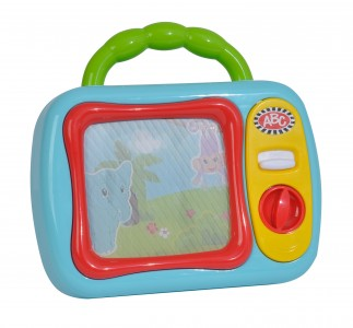 ABC Erster TV - Simba Fernseher Baby Spielzeug tragbar