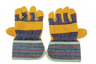 Simba Handwerker Handschuhe für Kinder - Arbeitshandschuhe Junior