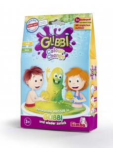 Glibbi Color Change, Farbwahl - Badespaß mit Farbwechsel ab 3 Jahren
