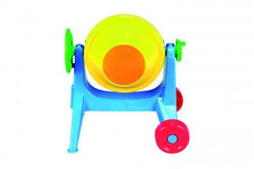 Simba Mörtelmaschine - Outdoor Spielzheug - Mitschmaschine - Betonmischer