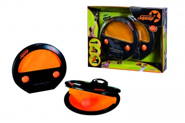 Simba Squap Fangballspiel, 2er-Set - Wurfspiel Outdoor Spiel