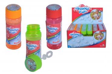 Simba Bubble Fun Seifenblasen Flasche 60 ml - Seifen Blasen