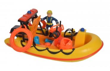 Simba Feuerwehrmann Sam - Neptune Boot mit Figur