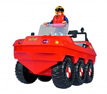 Simba Feuerwehrmann Sam - Hydrus Boot mit Figur