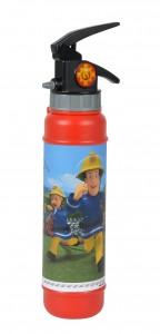Simba Feuerwehrmann Sam Feuerlöscher Wasserspritzer 5m Reichweite 450 ml