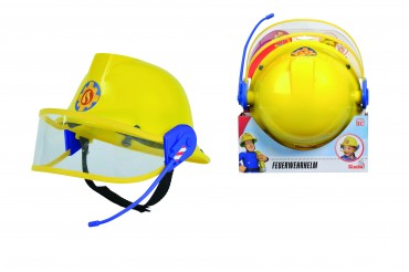 Simba  Sam Feuerwehr Helm - Feuerwehrmann SAM - Mikrofon - Headset