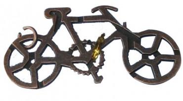 Fahrrad Puzzle - Metallpuzzle Rad