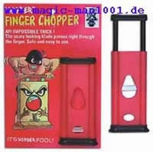 Finger Chopper - Fingerschneider