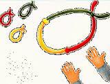 Color rope fantasy - bunte Seil-Fantasie