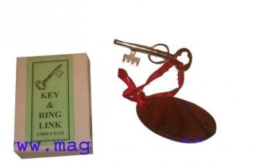 Zaubertrick - Schlüssel - Ring - Verbindung
