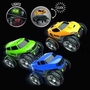 Smoby Flextreme Auto - SUV Truck mit Licht -  Farbauswahl