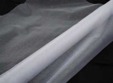 Organza Stoff weiss 10 m x 70 cm - Dekostoff
