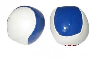 Jonglierball 5,0 cm, 50 g, glatt, Bean Bag - kleine Jonglierbälle
