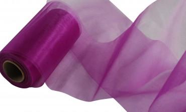 organzabänder-12cm-lila - Organzabaender lila