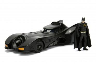 Jada Toys Batman 1989 Batmobile 1:24 Modellauto