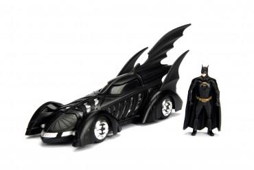 Jada Toys Batman 1995  Batmobile 1:24 Modellauto
