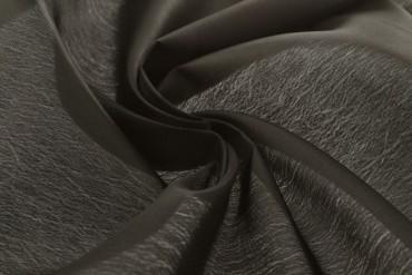 Taft Stoff 50 cm - 10 m - schwarz - Näh - und  Deko Stoff
