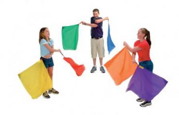 Rhytmus Fahne 50 cm - Rhythm Flags