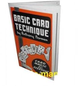 Grundlagen der Kartentricks - Englisches Buch