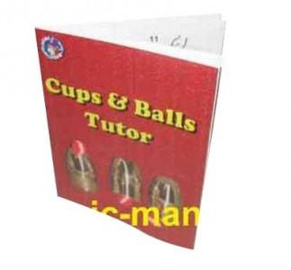 Ball und Becher - Zaubertrick - Beschreibungen