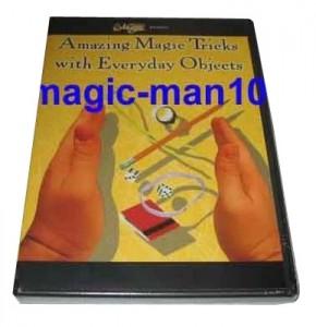 Amazing tricks - Zaubertricks mit DVD lernen