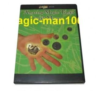 Amazing tricks - Zaubertricks mit Geld auf DVD