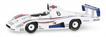 Porsche 936 weiß #6 1:18 Solido Modellauto Metall - 24h Le Mans 1978