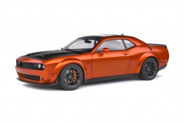 Dodge Challenger orange 1:18 Solido Modellauto SRT Hellcat Redeye 2020