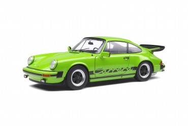 Porsche 911 3,2 grün  BJ 1982 1:18 Solido Modellauto Metall - Sammlerauto