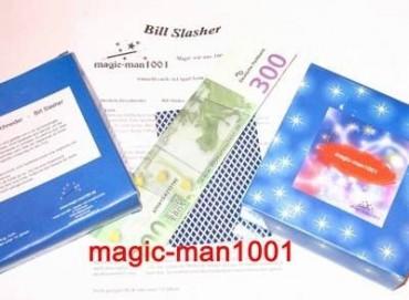 Geldschein-Zerschneider - Bill Slasher