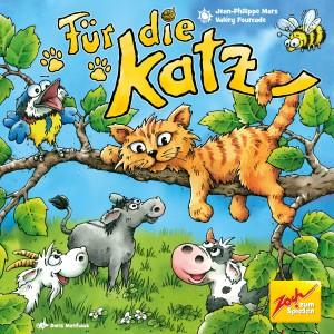 Zoch - Für die Katz - Würfelblitz ab 4 Jahren - 2-5 Spieler